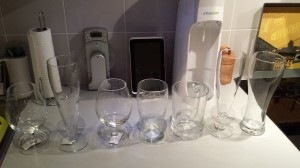 ikea vends des verres bi res plutot sympa the beer lantern the beer lantern. Black Bedroom Furniture Sets. Home Design Ideas